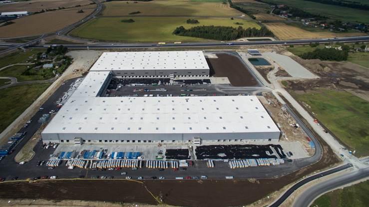 Maxima Distribution Center