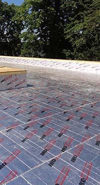 isolatie platte dak