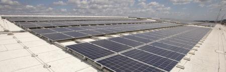 IKO carrara   rendement zonnepanelen koel dak