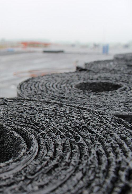 IKO bitumen rol