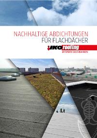 IKO roofing brochure DE
